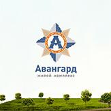 Сайт жилого комплекса Авангард