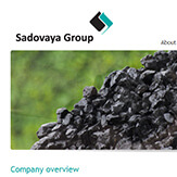 Сайт компании Sadovaya Group