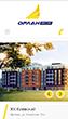 Мобильная версия сайта ЖК Орлан инвест групп